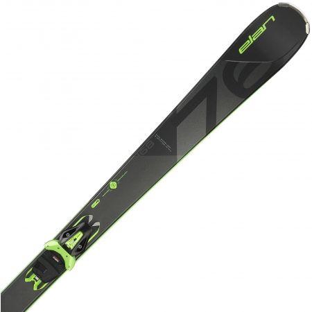Sjezdové lyže - Elan AMPHIBIO 76 PS + EL 10 - 1