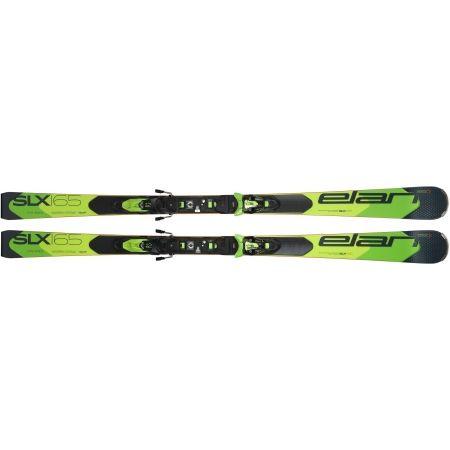 Závodní sjezdové lyže - Elan SLX FUSION + ELX12 - 2