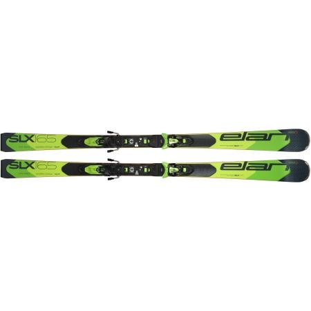 Pretekárske zjazdové lyže - Elan SLX FUSION + ELX12 - 2