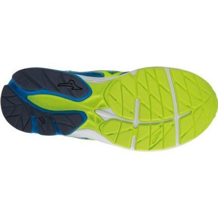 Dětská běžecká obuv - Mizuno WAVE RIDER 20 JR - 4 edff321341