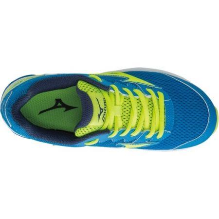 Dětská běžecká obuv - Mizuno WAVE RIDER 20 JR - 3 4045486ea5