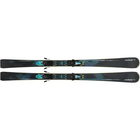 Skiuri coborâre damă - Elan INSOMNIA PS + ELW11 - 2