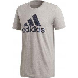adidas BOS FOIL - Tricou de bărbați