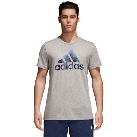 Tricou de bărbați - adidas BOS FOIL - 2