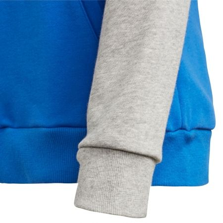 Суитшърт за момчета - adidas COMMERCIAL PACK FULL ZIP HOODIE - 4