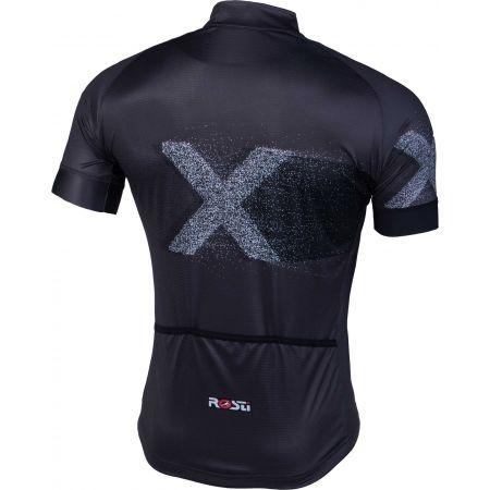 Tricou ciclism bărbați - Rosti X DL ZIP - 3