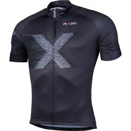 Tricou ciclism bărbați - Rosti X DL ZIP - 2