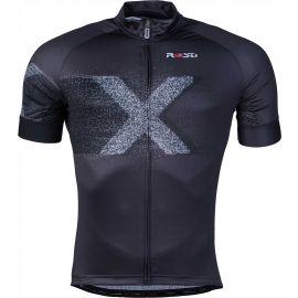 Rosti X DL ZIP - Koszulka rowerowa męska