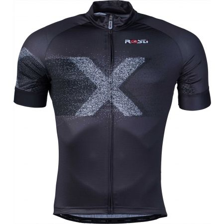 Rosti X DL ZIP - Men's cycling jersey