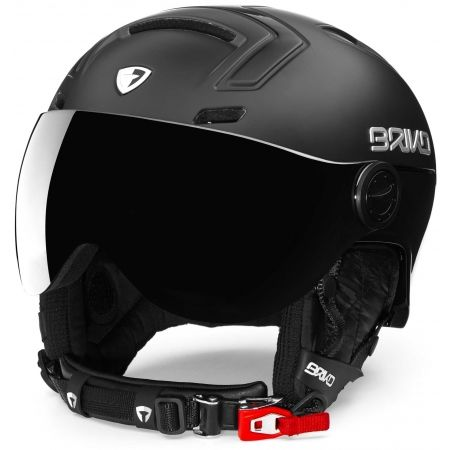 Briko STROMBOLI VISOR PHOTO - Men's ski helmet