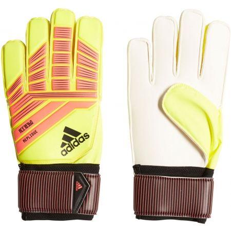 Brankárske rukavice - adidas PREDATOR REPL - 1