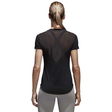 Dámske tréningové tričko - adidas PRIME TEE MIX - 4