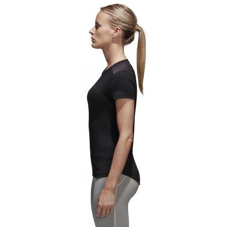 Dámske tréningové tričko - adidas PRIME TEE MIX - 5