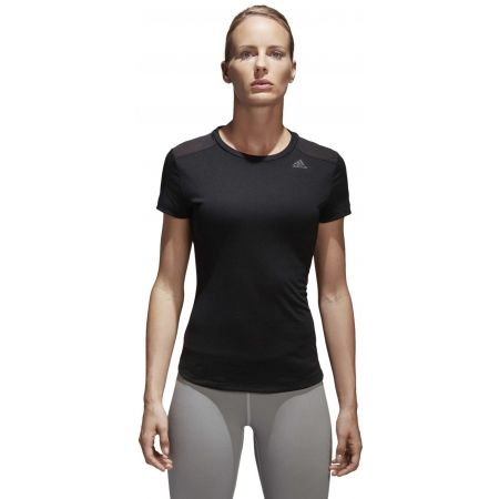 Dámske tréningové tričko - adidas PRIME TEE MIX - 3