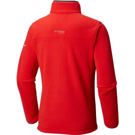 Hanorac fleece bărbați - Columbia TITAN PASS 2.0 FLEECE JACKET - 2