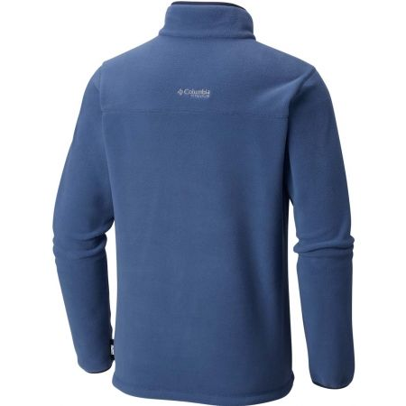 Hanorac fleece bărbați - Columbia TITAN PASS 2.0 FLEECE JACKET - 6