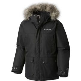 Columbia SNOWFIELD JACKET - Dětská zimní bunda