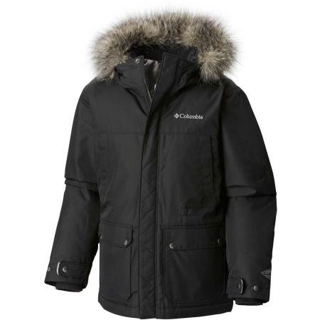 Dětská zimní bunda - Columbia SNOWFIELD JACKET - 1