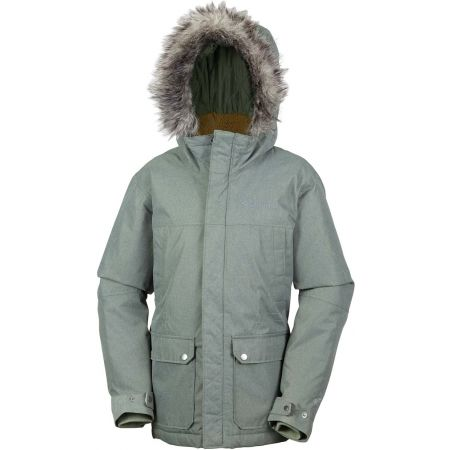 Dětská zimní bunda - Columbia SNOWFIELD JACKET - 3