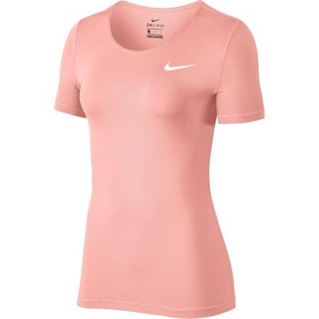 Nike TOP SS ALL OVER MESH - Dámské tričko