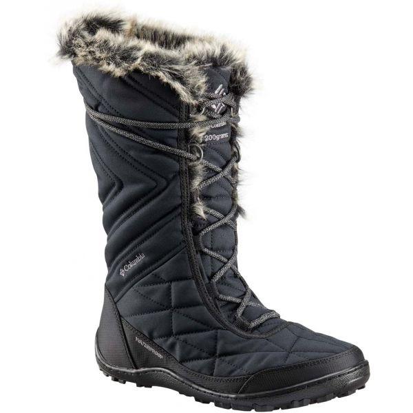 Columbia MINX MID III černá 10 - Dámská outdoorová obuv