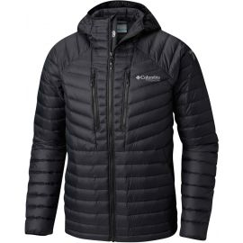 Columbia ALTITUDE TRACKER HOODED JACKET - Pánska bunda