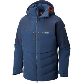 Columbia POWDER KEG II DOWN JACKET - Pánska bunda