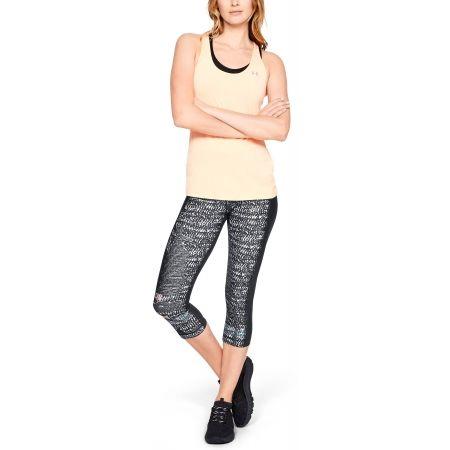 Női leggings - Under Armour HG PRINT ARMOUR CAPRI - 5