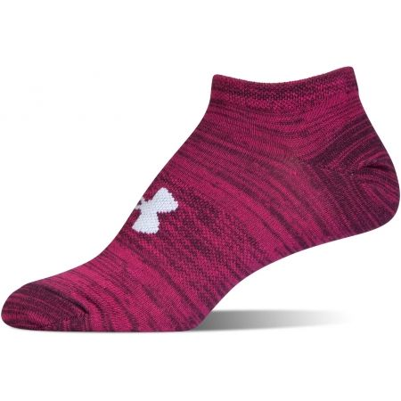 Women's ankle socks - Under Armour ESSENTIAL TWIST NO SHOW - 5