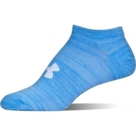 Női bokazokni - Under Armour ESSENTIAL TWIST NO SHOW - 9