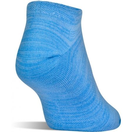 Women's ankle socks - Under Armour ESSENTIAL TWIST NO SHOW - 7