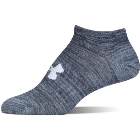 Women's ankle socks - Under Armour ESSENTIAL TWIST NO SHOW - 13