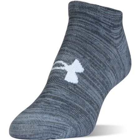 Women's ankle socks - Under Armour ESSENTIAL TWIST NO SHOW - 10