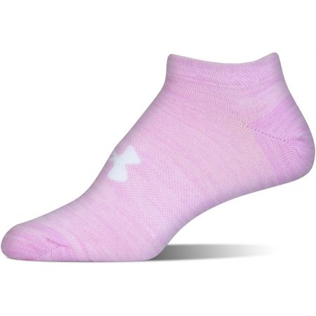 Women's ankle socks - Under Armour ESSENTIAL TWIST NO SHOW - 17