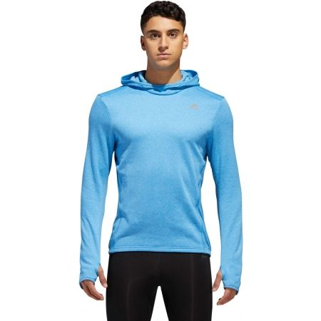 Bluza męska - adidas RS HOODIE M - 2