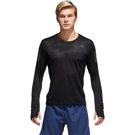Tricou de bărbați - adidas RS LS TEE M - 2