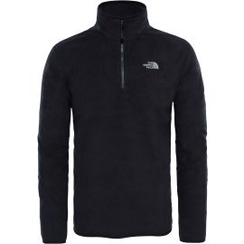 The North Face 100 GLACIER 1/4 ZIP M - Pánska mikina
