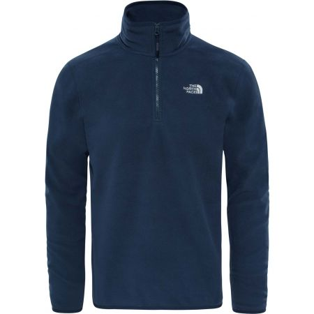 The North Face 100 GLACIER 1/4 ZIP M - Pánská mikina