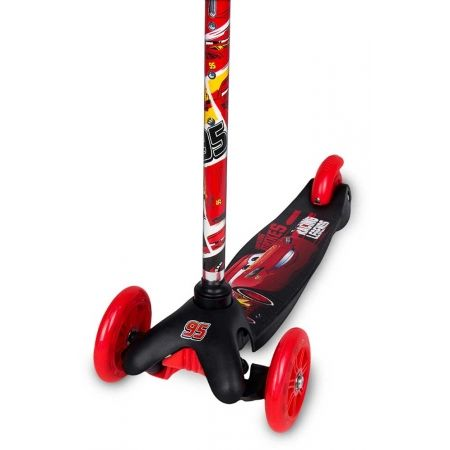 Three-wheeled kick scooter - Disney TRIKOLKA - 3