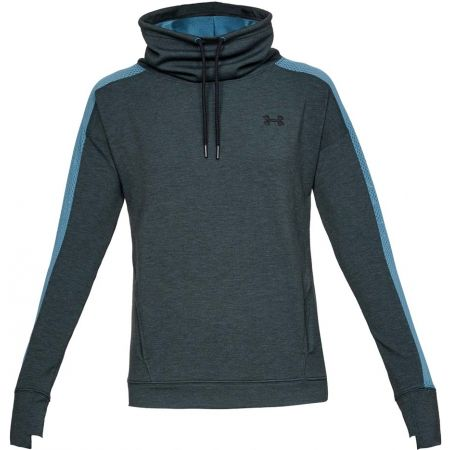 Női sportfelső - Under Armour FEATHERWEIGHT FLEECE FUNNEL - 1