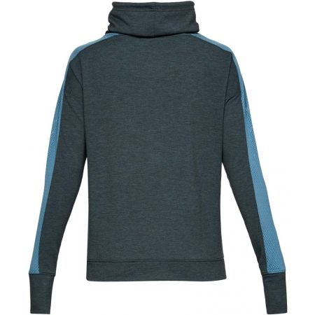 Női sportfelső - Under Armour FEATHERWEIGHT FLEECE FUNNEL - 2
