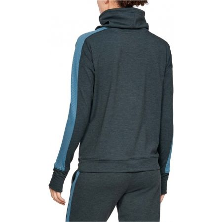 Női sportfelső - Under Armour FEATHERWEIGHT FLEECE FUNNEL - 4