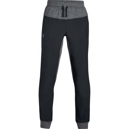 Children's tracksuit bottoms - Under Armour WOVEN WARM UP JOGGER - 1