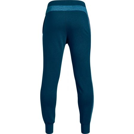 Pantaloni de trening copii - Under Armour RIVAL BLOCKED JOGGER - 2