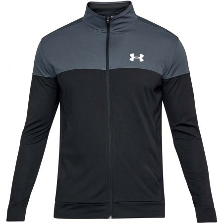 Hanorac ușor de bărbați - Under Armour SPORTSTYLE PIQUE JACKET - 1