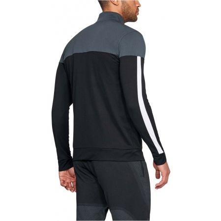 Hanorac ușor de bărbați - Under Armour SPORTSTYLE PIQUE JACKET - 4