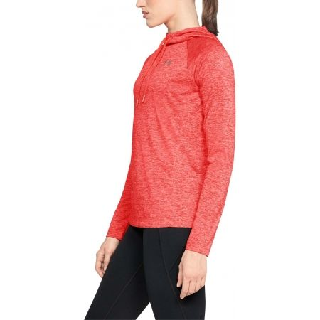 Női pulóver - Under Armour TECH LS HOODY 2.0 - 4