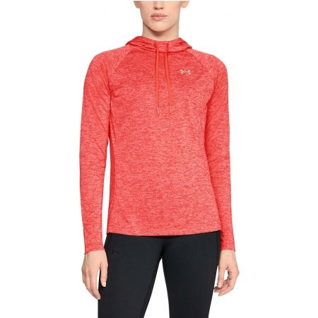 Női pulóver - Under Armour TECH LS HOODY 2.0 - 3