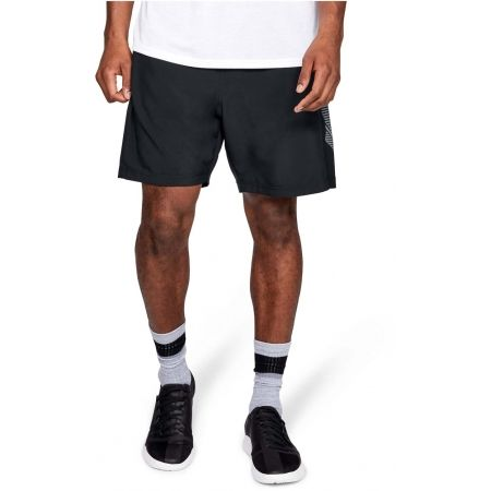 Men's shorts - Under Armour WOVEN GRAPHIC SHORT - 3