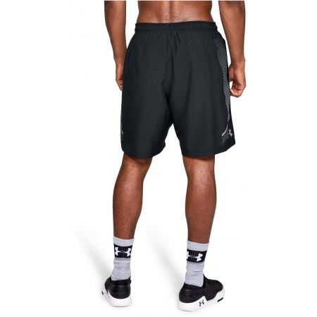 Spodenki męskie - Under Armour WOVEN GRAPHIC SHORT - 4